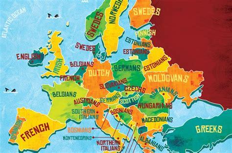 us map joke the definitive joke map of europe