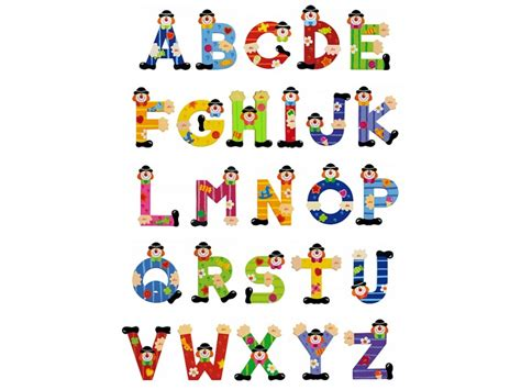 lettere sevi lettere sevi clown c
