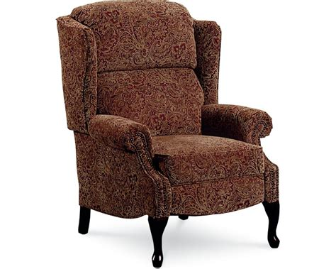 lane savannah recliner lane savannah high leg recliner nailhead trim