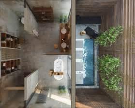 badezimmer grundriss beispiele luxus badezimmer 6 originelle design ideen im detail
