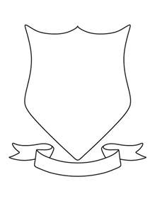 crest shield template 25 best ideas about coat of arms on family