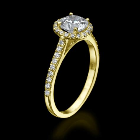 1 carat d si1 jewelry engagement ring cut