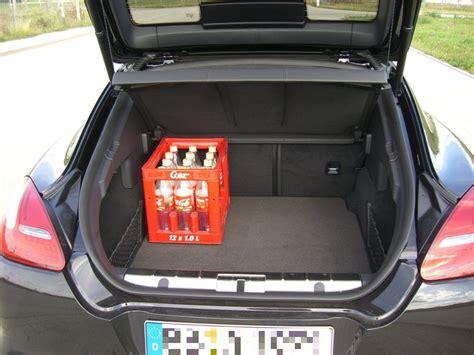 Porsche Panamera Kofferraum by Kofferraum 1 Panamera In Deutschland Fast So Erfolglos