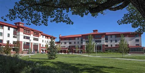 unco housing western state colorado university