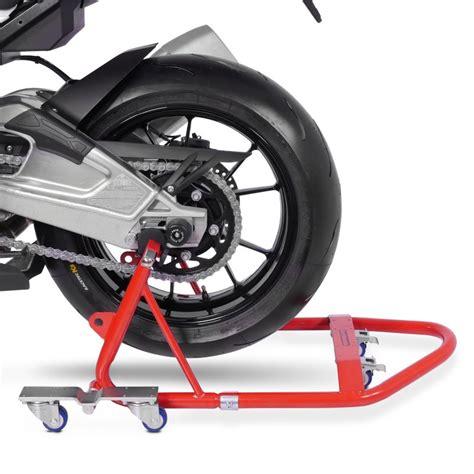 Motorrad Rangierhilfe Hinterrad by Motorrad Montagest 228 Nder Rangierhilfe Ab Mz 1000 S Hinten