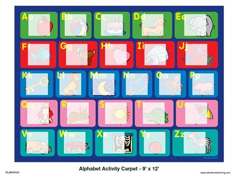 classroom layout tool lakeshore seating chart for lakeshore s alphabet activity carpet 9