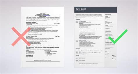 Resume Styles by Resume Styles Simple Resume Template