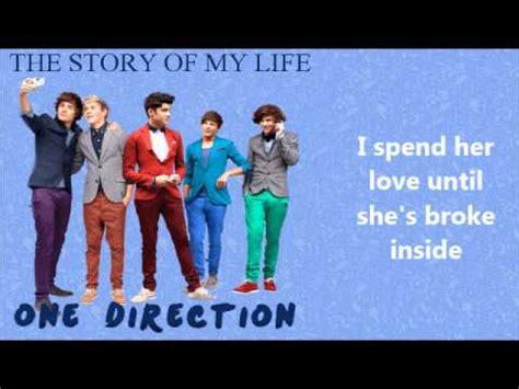 one direction story of my testo one direction story of my testo lyrics