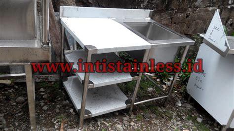 Oven Gas Pekanbaru sink table bak cuci piring stainless steel bowl sink