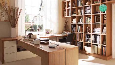 como decorar una oficina integrada a la sala de estar o al c 243 mo decorar tu oficina en casa youtube