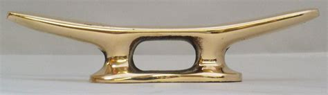 brass boat cleats for sale bronze pillar cleats by davey co no 1084