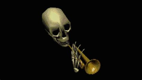 Doot Doot Meme - in praise of skull trumpet the internet s spookiest meme