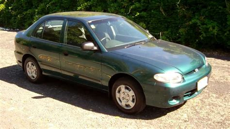 99 hyundai accent 1999 hyundai accent ls hatch 1 reserve cash4cars