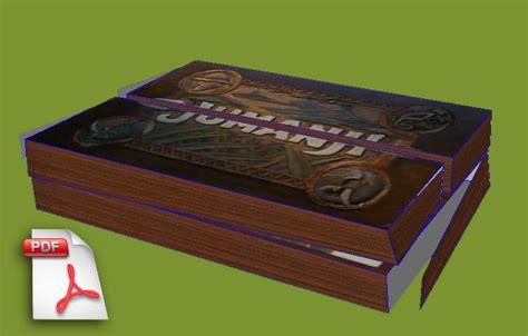 jumanji movie essay jumanji papercraft by audrey 2 on deviantart