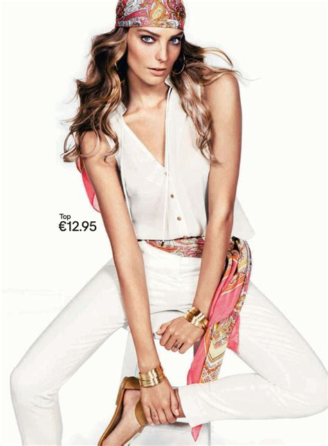 Werbowy Models For Hm by Werbowy For H M Summer 2012