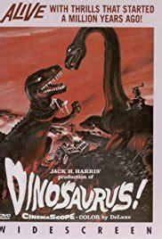 list film dinosaurus dinosaurus 1960 imdb