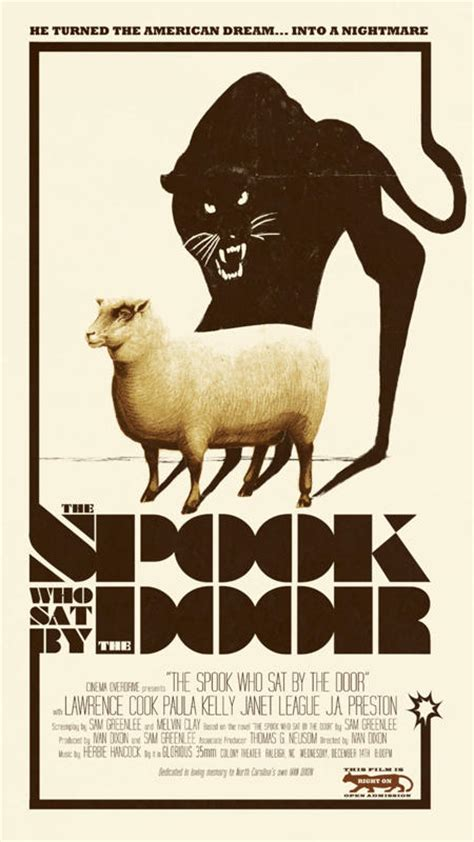 the spook who sat by the door 411posters