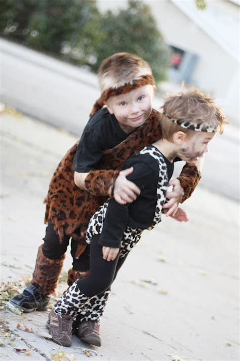 how to make a caveman costume for kids ehow uk diy caveman costume tutorial andrea s notebook