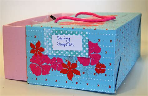 decorating shoe boxes for storage 10 ways to store your craft supplies in plain sight teal