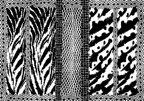seamless pattern monochrome monochrome abstract seamless pattern stock photo