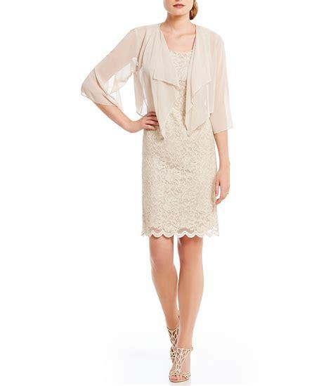 Jesica Dress 2 by Howard Lace 2 Jacket Dress Dillards