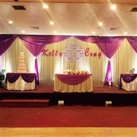 New Stage Decoration by Melissa S Creation Request A Quote Wedding Planning