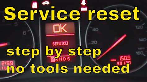 audi a4 b8 how to reset check engine light audiworld how to reset the service interval on audi a4 youtube