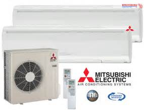 Mitsubishi Split Ac Unit 20000 Btu Mitsubishi Mr Slim Ductless Mini Split Air