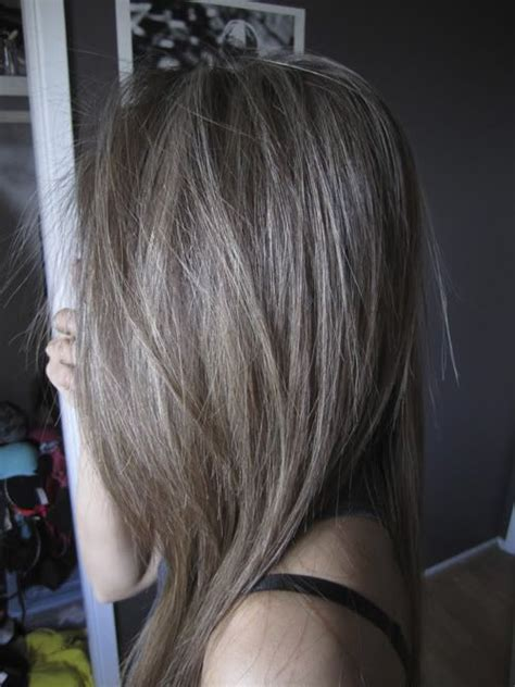 blonde highlights with ash base 60 fine beige highlights on ash brown base hair pics
