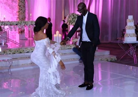 Watch As Black Coffee Dances For Enhle At Their Beautiful