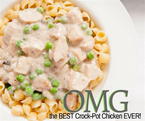 the best crock pot chicken recipe omg slow cooker chicken recipe