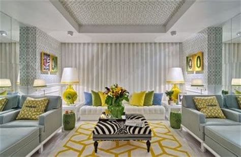 Yellow Blue And Green Living Room Yellow Green Blue Living Room For The Home Juxtapost