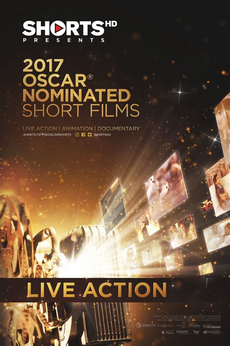 oscars fun facts about nominated films watch 2017 oscar nominated short films live action 2017