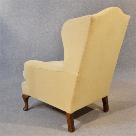 antique wingback chair antique armchair wingback wing arm chair victorian english