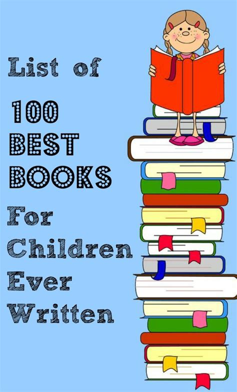 100 picture books list of 100 best books for children