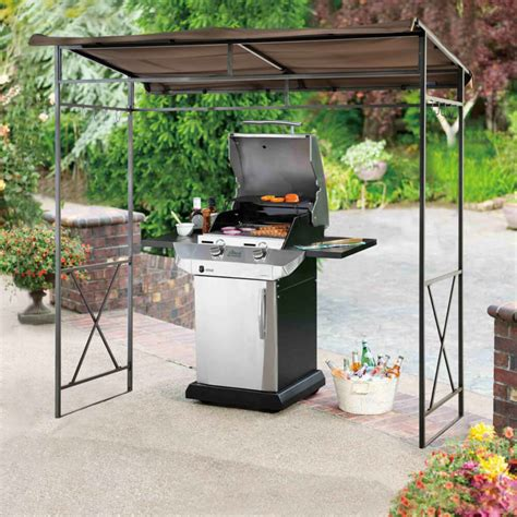 tin roof barbecue columbiana al 30 grill gazebo ideas to up your summer barbecues