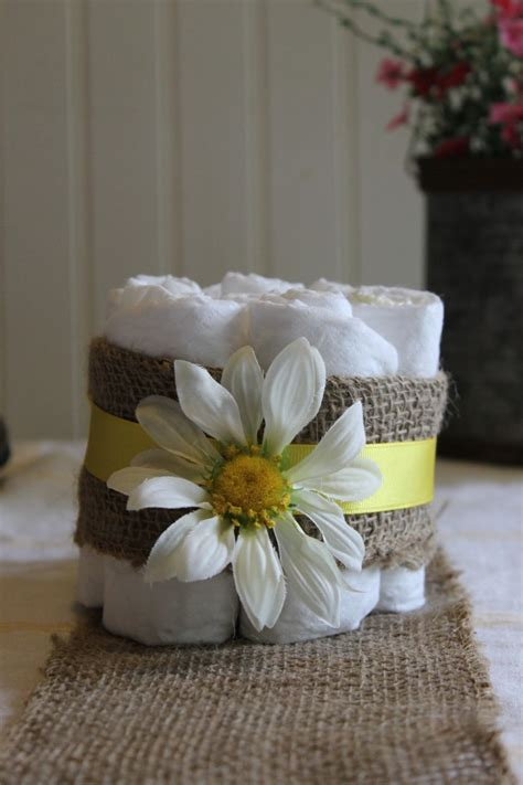 How To Make Baby Shower Centerpieces With Diapers by Diy Baby Shower Centerpieces Using Diapers Frugal Fanatic
