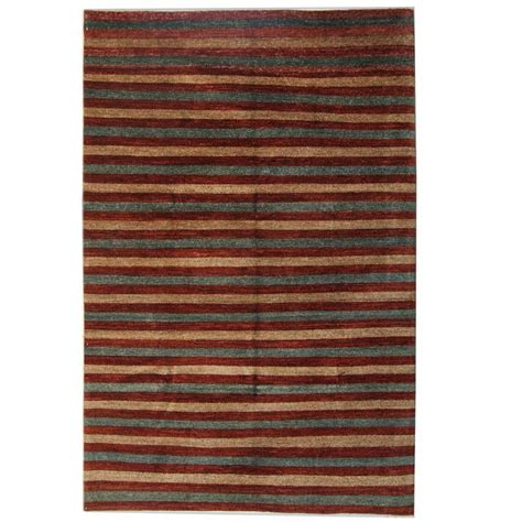 Modern Style Rugs Contemporary Modern Striped Design Rug For Sale At 1stdibs