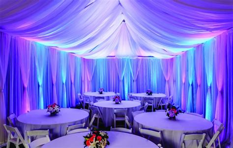 Tent Draping Pictures Tent Swags Amp Event Fabrics From Rose Brand