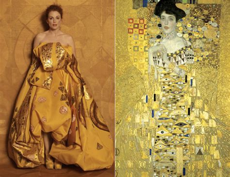 gustav klimt lady with portrait lady and bazaars on pinterest