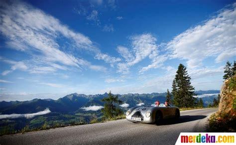 film balap mobil di gunung foto serunya balapan mobil antik di gunung stoderzinken