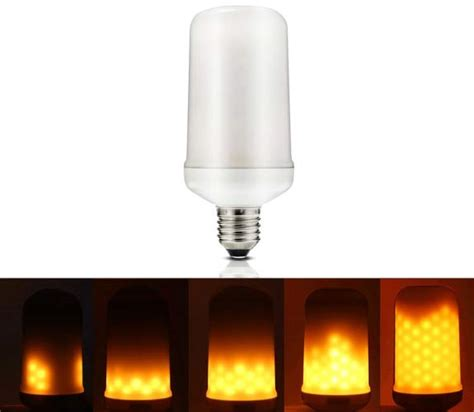 Flickering Led Light Bulbs 5w Flickering Led Bulb Venusop Led Light Bulbs