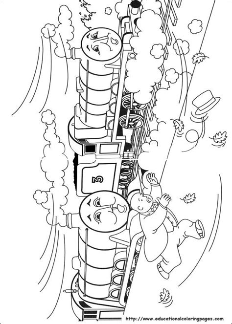 Thomas friends Coloring Pages - Educational Fun Kids