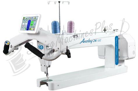 Tin Lizzie Arm Quilting Machine by Ansley26 Esp Limited Arm Quilting Machine From
