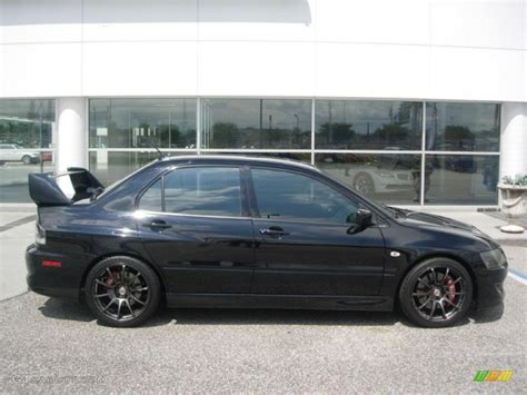 2003 mitsubishi lancer modified tarmac black 2003 mitsubishi lancer evolution viii