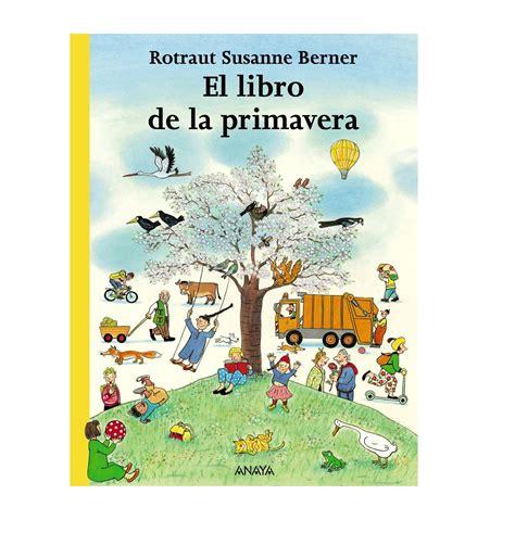 libro el pirata de las el libro de la primavera kinderland