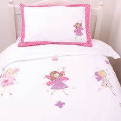 Duvet For Cot Fairy Cot Bed Duvet Set Childrens Bedding