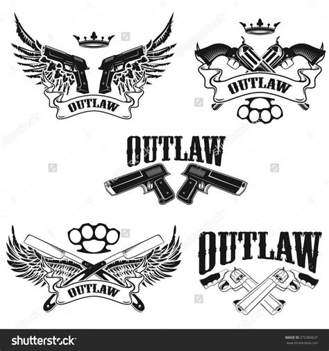 outlaw tattoo designs best 20 outlaw ideas on gangsta