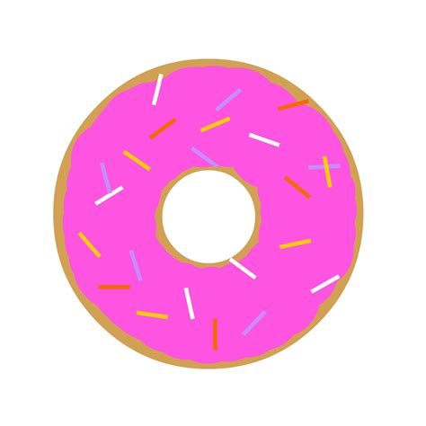 printable donut images bess bag free donut printables in honor of national