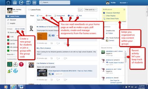 edmodo i m a student sign up how to sign up for and use edmodo quot tech quot yourself before